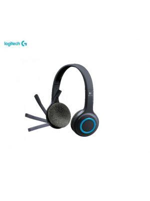 Casque d'écoute sans fil Logitech H600 avec micro pour PC