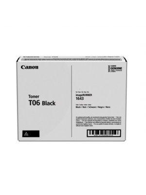 Toner Noir CANON pour ImageRunner 1643iF, 1643P (T06)